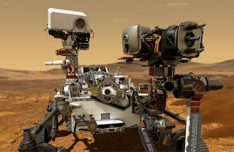 Марсоход NASA обнаружил следы древней жизни в Австралии