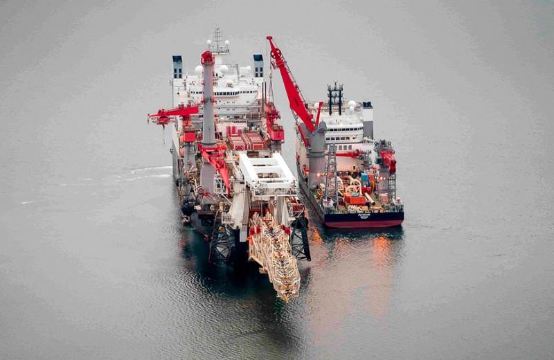 Конгресс США обнародовал проект санкций против «Северного потока— 2»