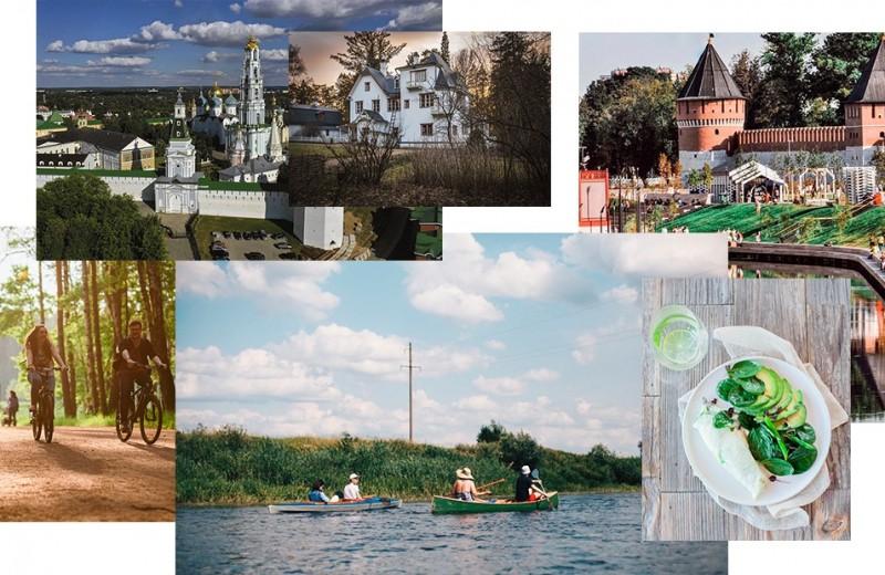 Герои «РБК Стиль» — о любимых местах отдыха в России