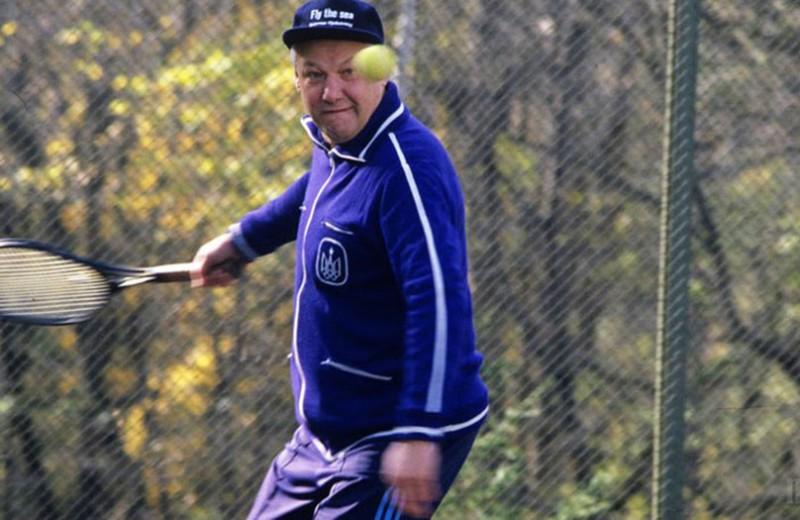 11 лет без Ельцина: спорт в жизни первого президента России