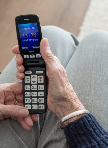 9 лучших бабушкофонов: подборка телефонов для пожилых