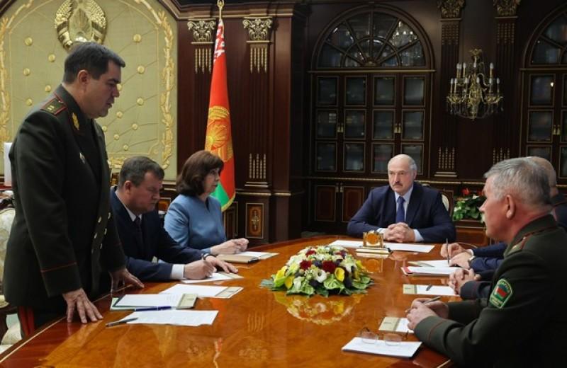 Как Лукашенко превратился в Скарлетт О'Хару
