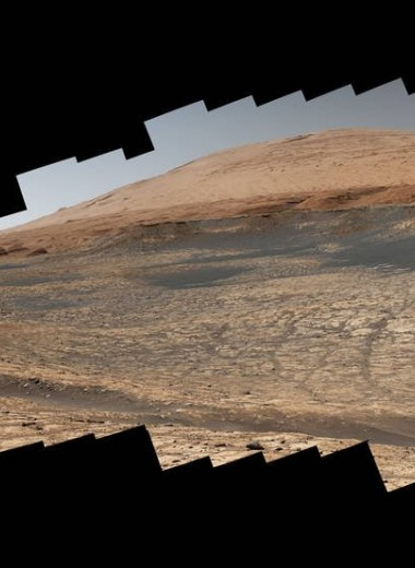 Curiosity показал новые панорамы Марса в рамках летнего задания