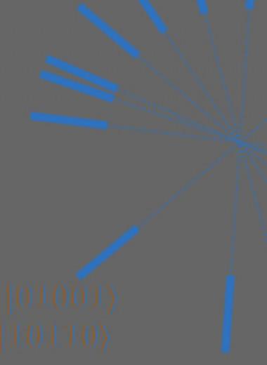 Квантовый процессор превратили во временной кристалл с упорядоченными собственными состояниями
