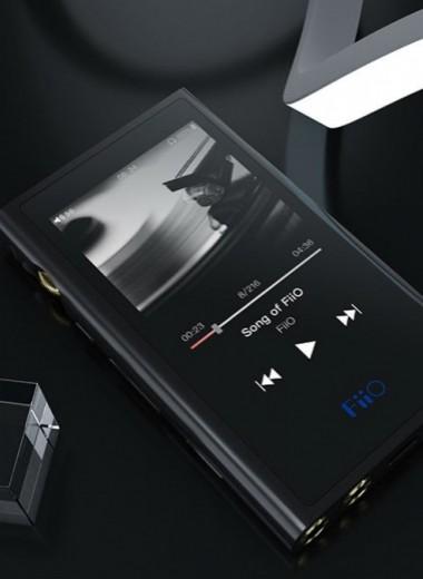 Обзор аудиоплеера Fiiо M9: переходим на новый уровень