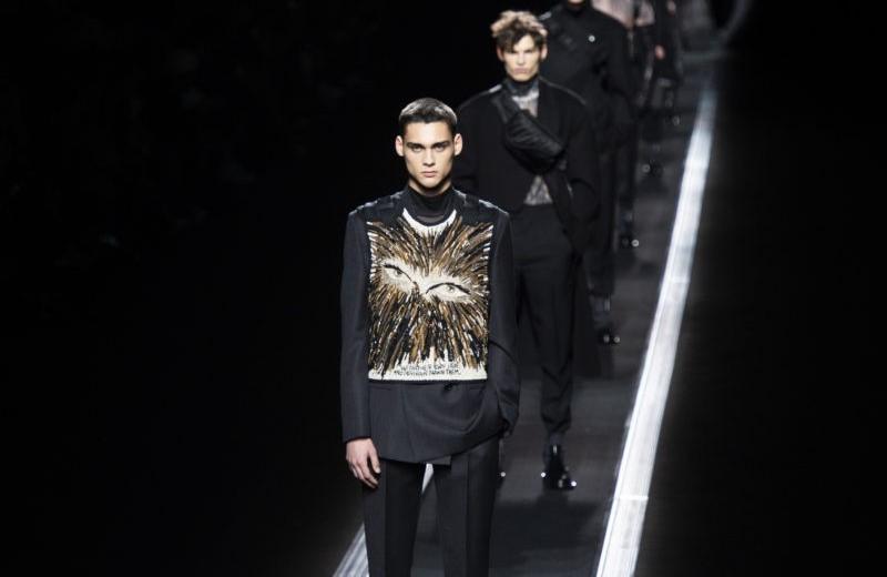 Как Ким Джонс поставил моду на конвейер на показе Dior Men