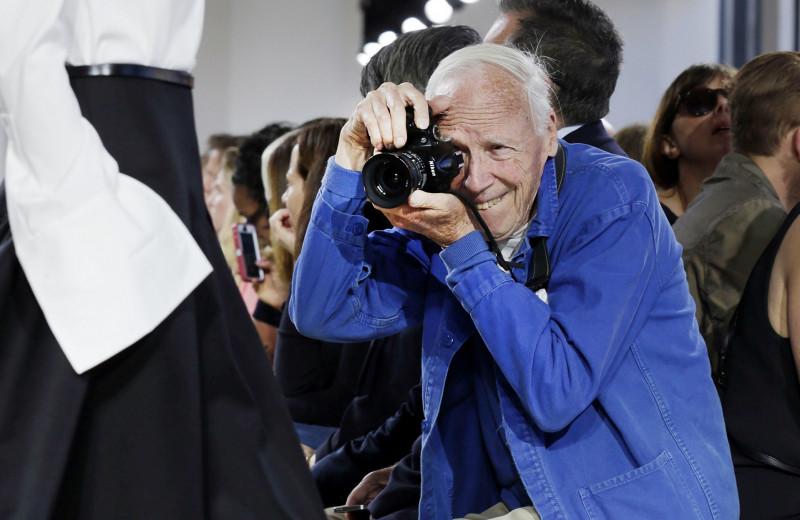 Отец стритстайла: что нужно знать о легендарном американском фотографе Билле Каннингеме