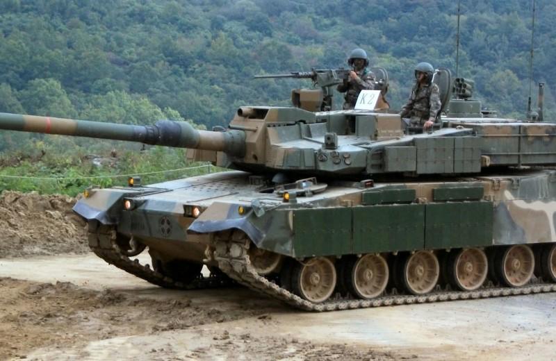 Скачок «Черной пантеры»: корейский супертанк