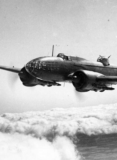 Будни дальнобойщика: Ил-4, который первым бомбил Берлин