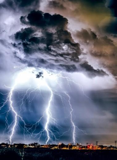 Можно ли спастись от удара молнии (спойлер — нет)