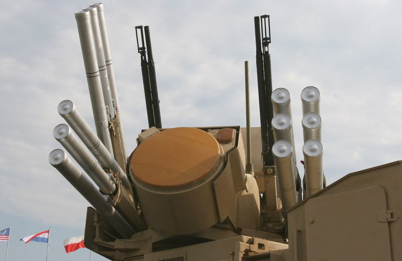 10 российских средств ПВО: ЗРК и ЗРС