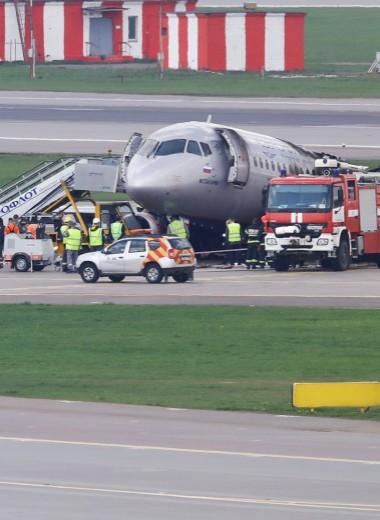 «Сейчас тряхнет». Что происходило на борту SSJ 100 перед катастрофой в Шереметьево