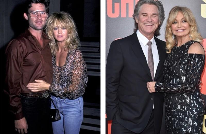 Тогда и сейчас: как выглядят самые крепкие голливудские пары