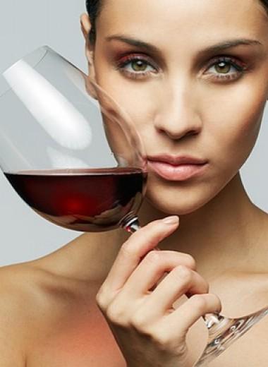 Как подобрать вино к девушке