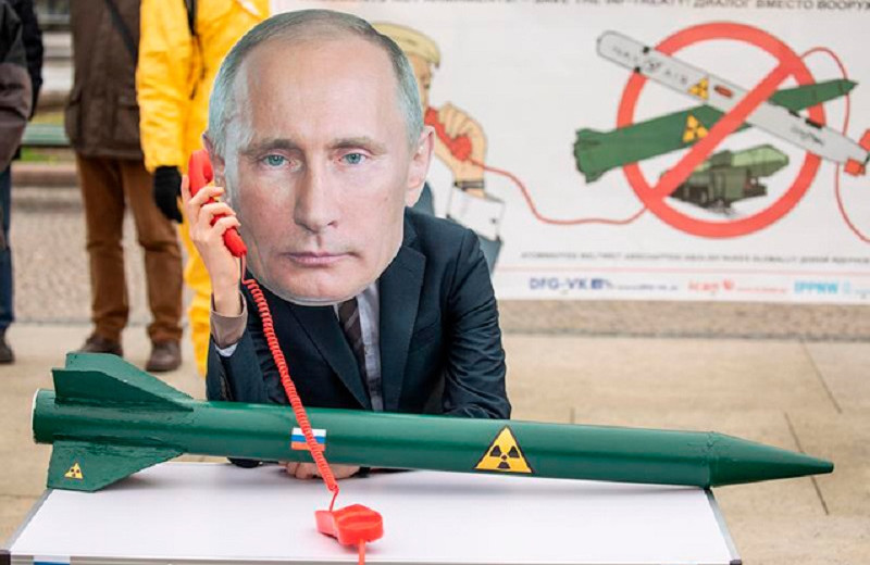 Как будущее России приняло образ бункера