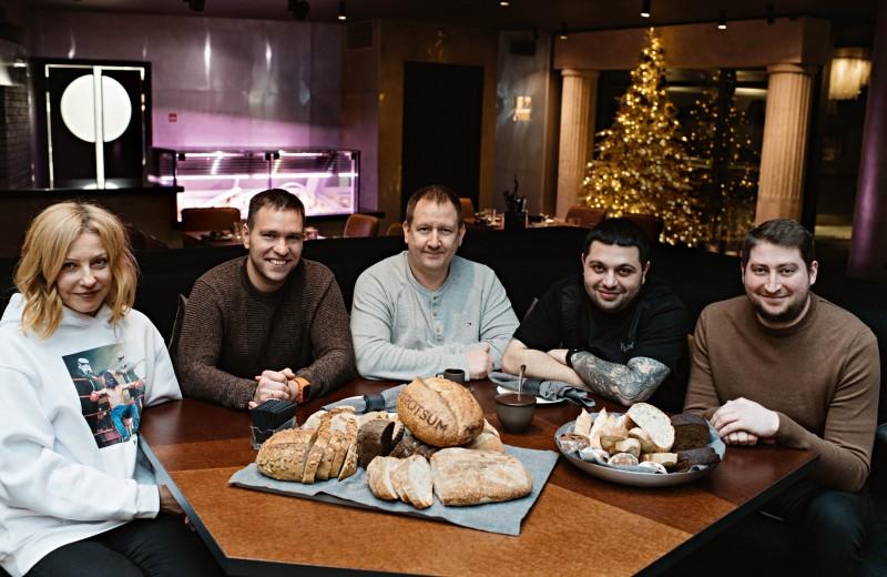 Вкусный и полезный хлеб: экспертный круглый стол Men's Health