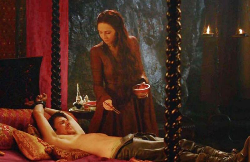 Лучшие секс-сцены из «Игры престолов»