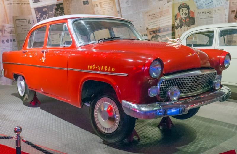 Советские автомобили, который выпускали за границей