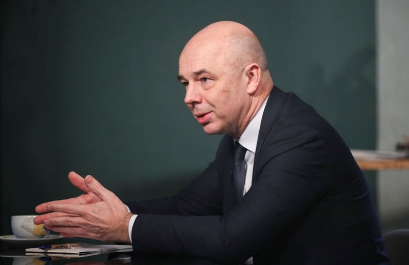 Интервью Антона Силуанова РБК