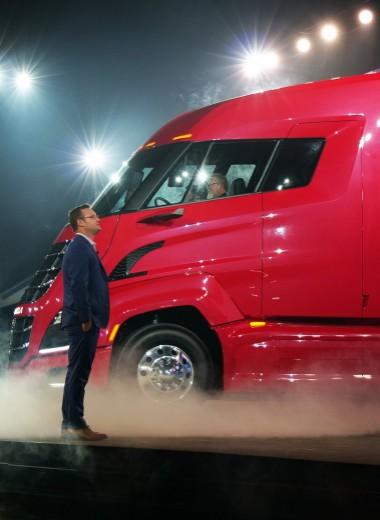 Как мормон-самоучка заработал$1 млрд на водородных грузовиках