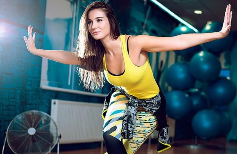 Поддай жару: зажигательные фитнес-танцы для похудения