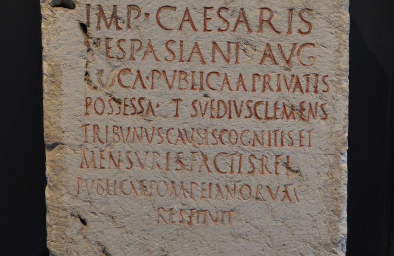Помпеи: 8 вещей, которые мы узнали благодаря раскопкам