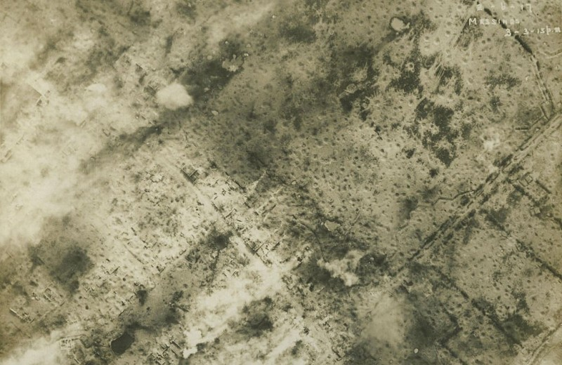 Во Фландрии нашли гигантский немецкий бункер времен Первой мировой войны