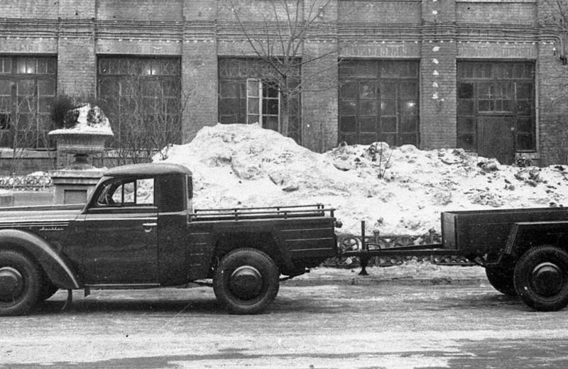 Забытые трудяги: какими были пикапы в СССР