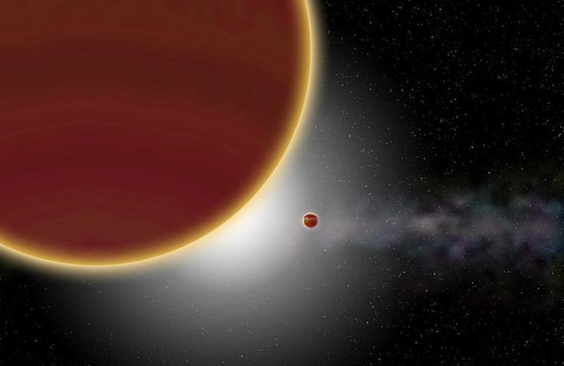 Астрономы напрямую подтвердили существование второй планеты у Беты Живописца