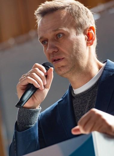 Навальный узнал о квартирах на сотни миллионов рублей у семьи сотрудника ФСБ из статьи Голунова