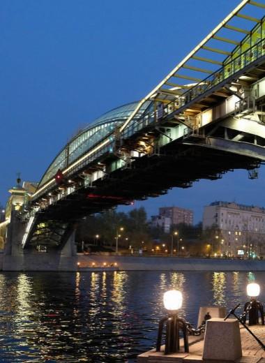 Искусство передвижения мостов: опыт Москвы