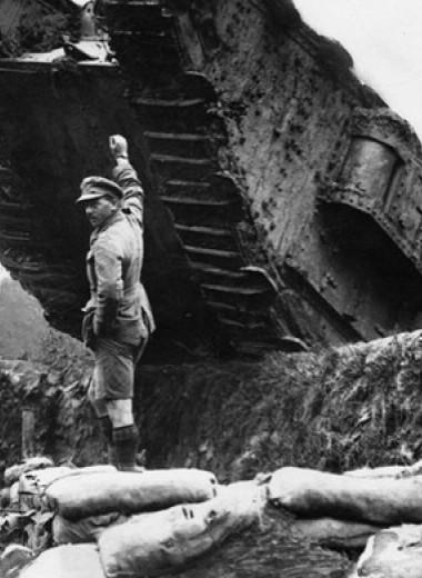 72 часа в аду: история замурованных танкистов