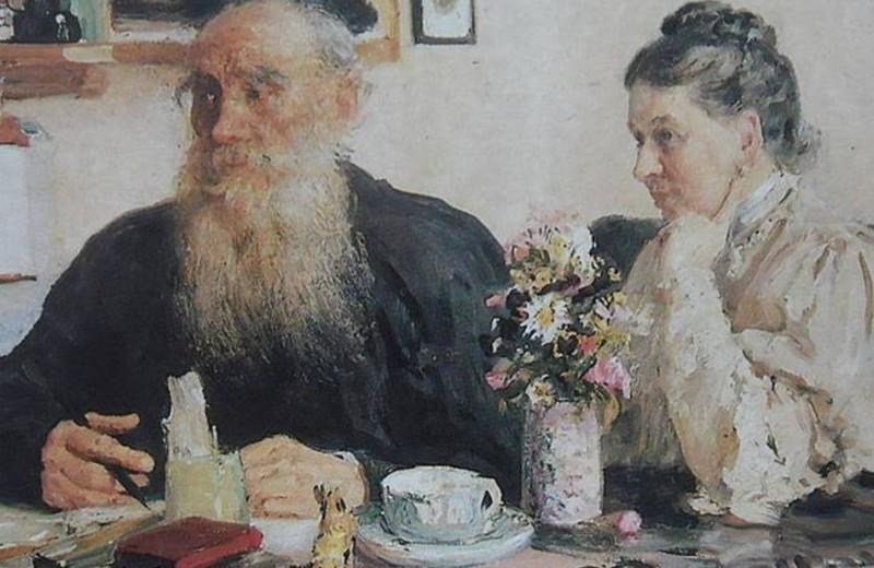 Семейный уклад в Ясной Поляне