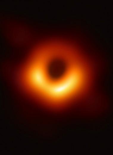 Лучшие шутки про первую фотографию черной дыры