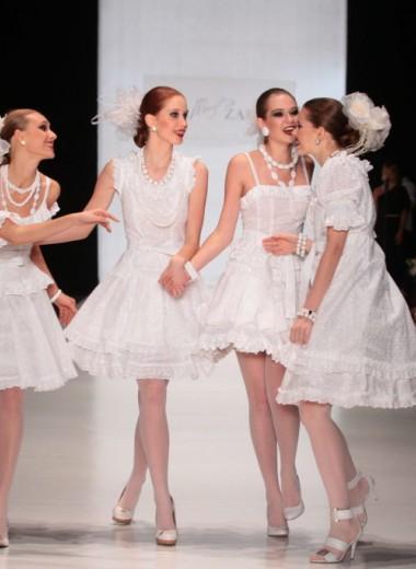 Романтический стиль в одежде: советы Вячеслава Зайцева