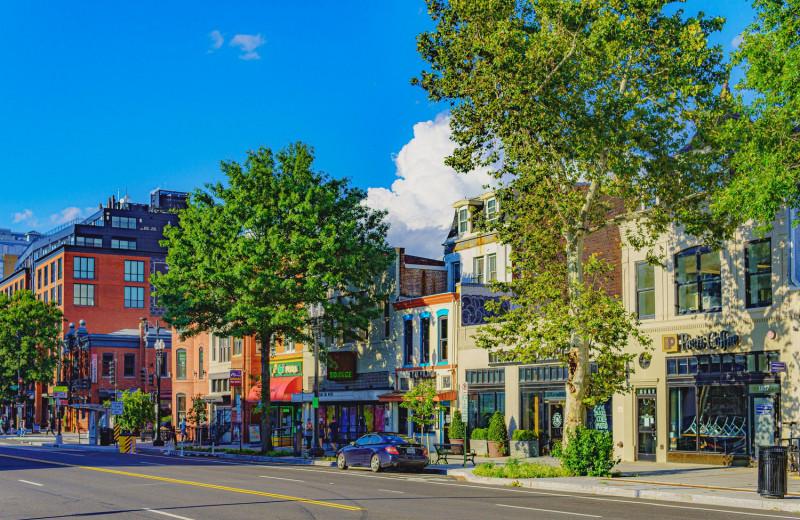 Даже одно дерево помогает охладить раскаленную городскую улицу
