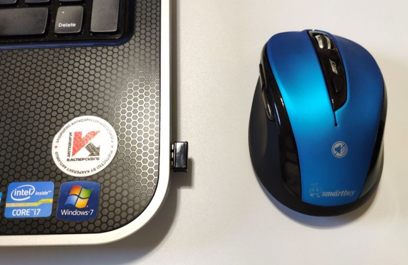 Как подключить и настроить беспроводную мышку к ноутбуку или компьютеру
