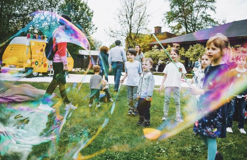 Где ты провел этим летом: лучшие лагеря для дошкольников