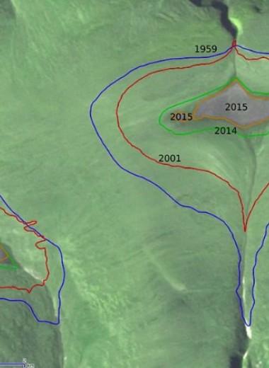 Ледяным шапкам на севере Канады предсказывали пять лет жизни. Они протянули лишь три