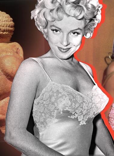 Эволюция женской груди: от палеолитической Венеры до наших дней
