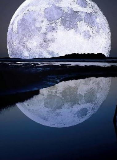 Учёные выяснили, откуда взялось пылевое облако вокруг Луны