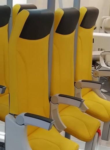 Вертикальные кресла для авиаперелета: плюсы и минусы