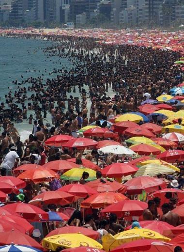 10 самых поразительных пляжей на Земле