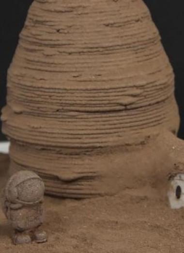 Убежища на Марсе предложили строить из хитина