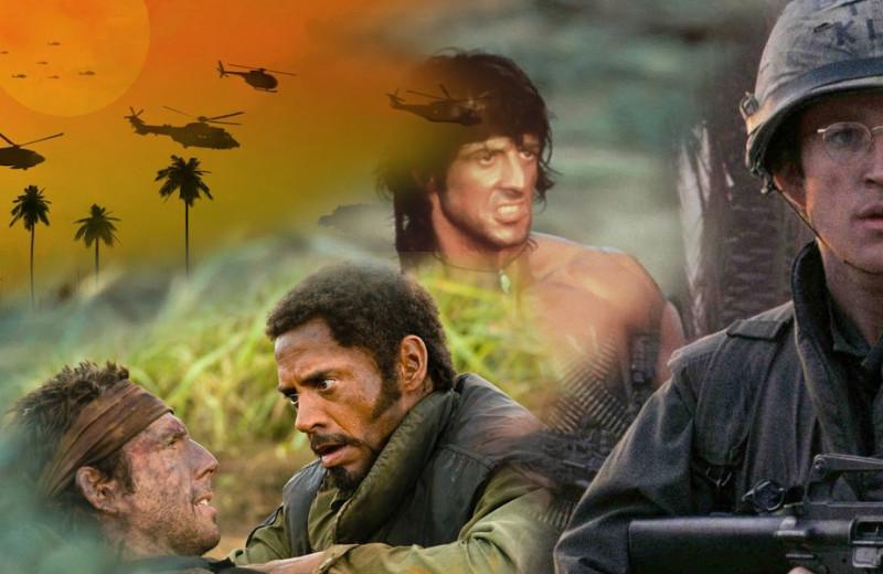 Лучшие фильмы о вьетнамской войне. Развлекательные тоже считаются