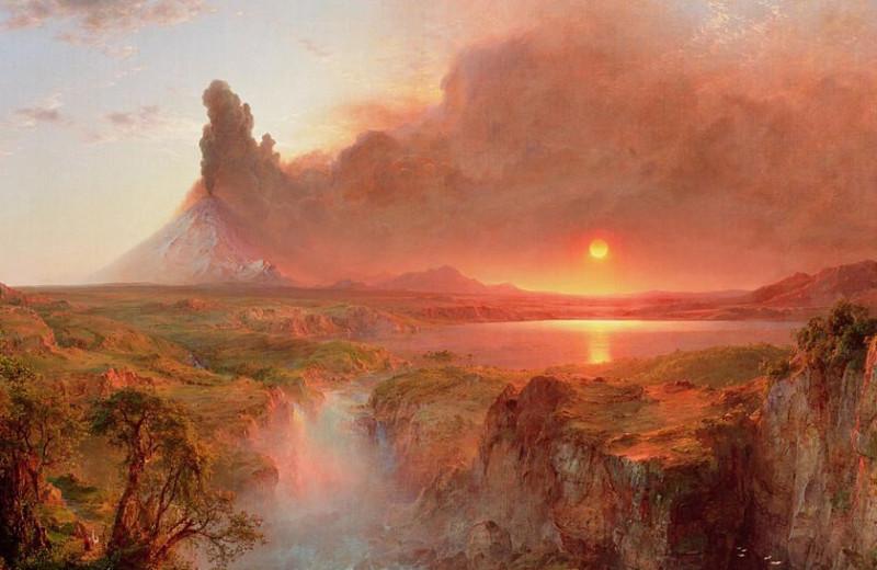 Самые опасные вулканы нашей планеты
