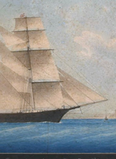 Семь легендарных кораблей-призраков