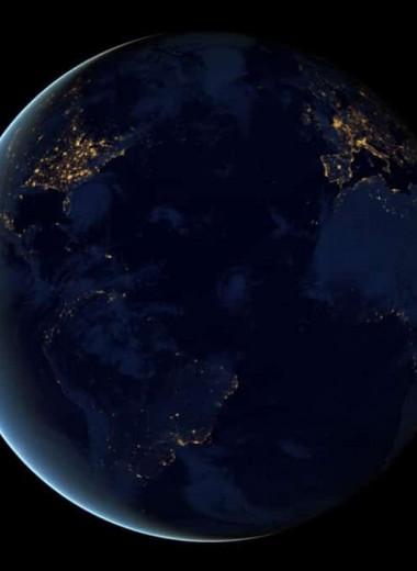 «Брак» ядра: огромная магнитная аномалия надАтлантикой