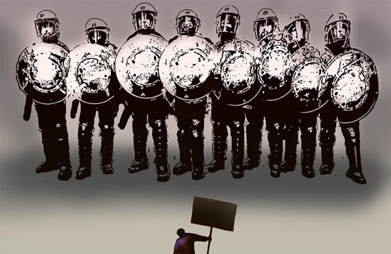 Почему власть отрекается от общественных организаций