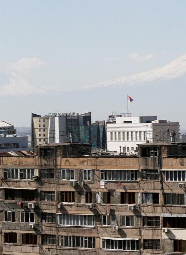 Время перемен. Почему армянским революционерам придется договариваться с Россией